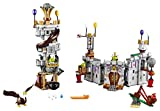 LEGO Angry Birds 75826 King Pig's Castle Building Kit (859 Piece)