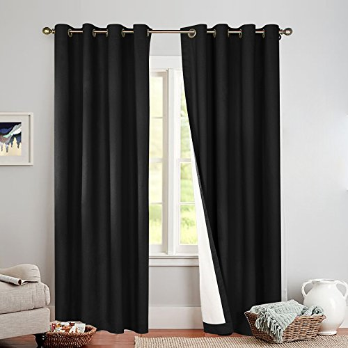 thermal backed curtains - 5