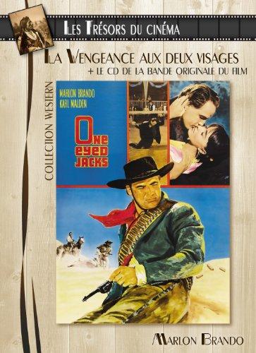 - Les Trésors du cinéma : Collection Western : Marlon Brando : La Vengeance aux deux visages (One-Eyed Jacks) / Coffret DVD + CD de la bande originale du film (BOF - OST)