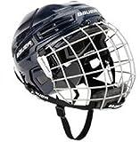 Bauer IMS 5.0 Helmet Combo, Navy, Medium
