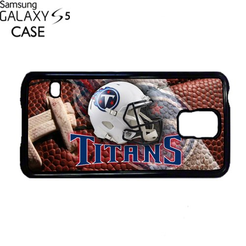 Titans Samsung Galaxy S5 PLASTIC cell phone Case / Cover Great Gift Idea Tennessee Football