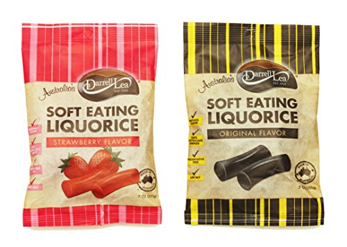 darrell-lea-soft-eating-liquorice-candy-bundle-1-strawberry-liquorice-1-black-liquorice-7oz-ea-2-pac