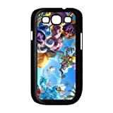 Samsung Galaxy S3 9300 Cell Phone Case Black League of Legends Pool Party Zac Icvae
