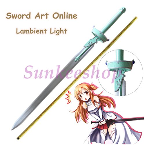 Sunkee-Touken-Ranbu-Online-Tsurumaru-Kuninaga-Holz-Schwert-Cosplay-Props