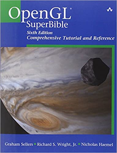 OpenGL SuperBible: Comprehensive Tutorial and Reference (6th Edition
