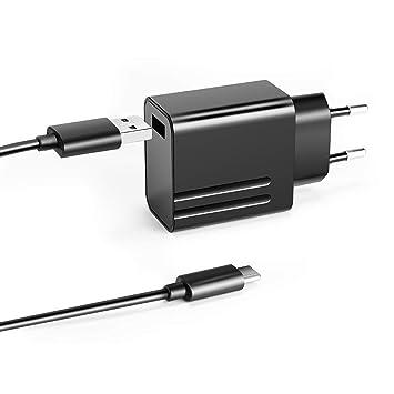 KFD 5V 3A USB Tipo C Cargador Type C Adaptador para JBL ...