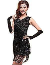 Womens Black Red Blue Ballroom Latin Tango Rumba Cha Cha Samba Dance Dress