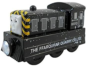 Quarry Dust Mavis Thomas Friends Wooden Railway Tank Train