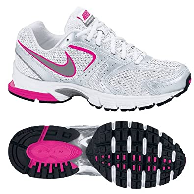 Nike Air Skyraider 2 Womens White Mesh Running Shoes Size 4 UK UK 4