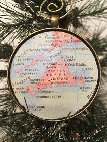 Martha's Vineyard Christmas Ornament (Christmas Martha's Ornaments Vineyard)