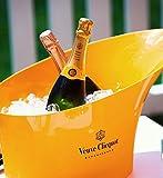 Veuve Clicquot Orange Double Magnum Champagne Ice Bucket
