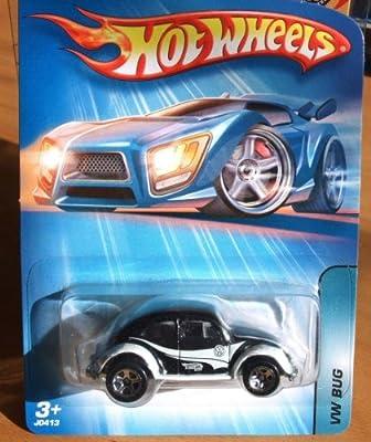 HOT WHEELS VOLKSWAGEN VW Bug 2005 # 184