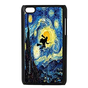 Harry potter print art phone Case Cove FOR IPod Touch 4 XXM9949043