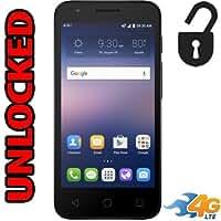Alcatel Ideal 4G LTE Unlocked 4060A Android 5mp 8GB Quad Core Desbloqueado
