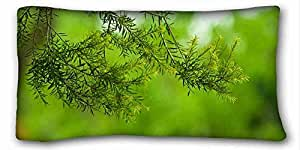 """Soft Pillow Case Cover Nature DIY Pillow Cover Size 20""""X36"""" suitable for Full-bed"""