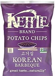 Kettle Foods Chip Korean Barbeque