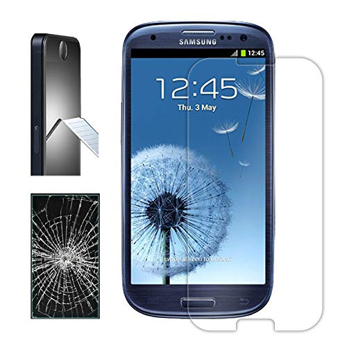 Premium Tempered Glass Screen Protector Film for Samsung, used for sale  Delivered anywhere in USA