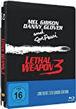 LETHAL WEAPON 3 (Blu-ray Disc) Steelbook