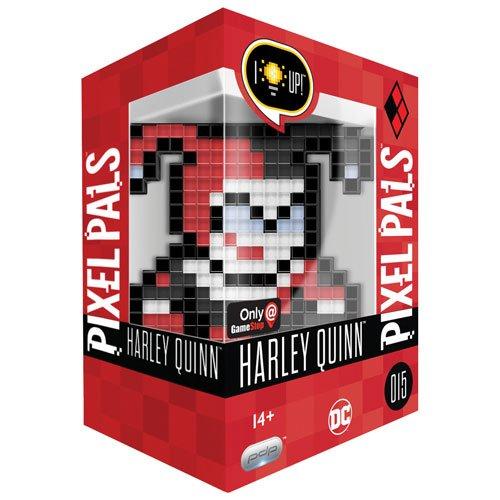 Pixel Pals DC Comics 015 - Harley Quinn Exclusive