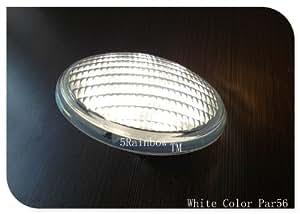 5rainbow white color 54w 18x3w par56 led - Swimming pool light bulbs halogen ...