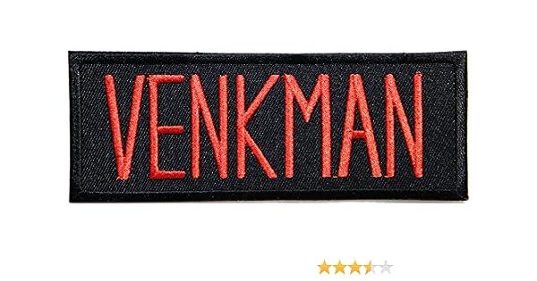 Los Cazafantasmas Venkman etiqueta con nombre carcasa Logo niño ...