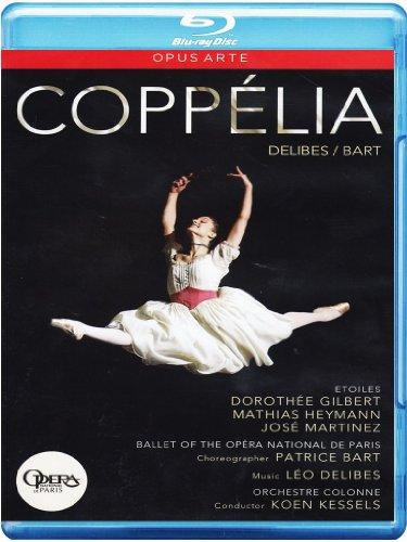 Koen Kessels - Delibes: Coppelia (Blu-ray)