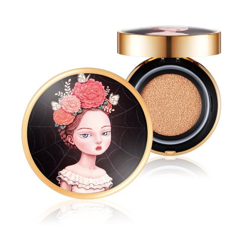 Beauty People Absolute Lofty Girl Cushion Foundation, Cover Beige, 18 Gram