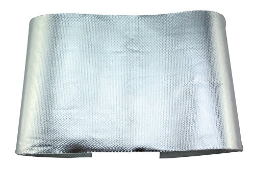 SWI Parts Starter Heat Shield (7