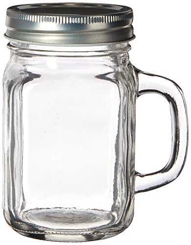 small mason jar with handles - 9
