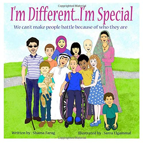 Pdf Parenting I'm Different..I'm Special!: By Shama Farag
