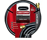 Craftsman 50 Foot x 5/8-Inch RUBBER GARDEN HOSE - MADE IN USA 50' 50 ft