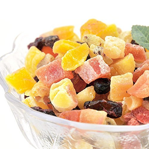 Dry rich 10 kinds of dried fruit mix 1kg (2X500g) dried fruit by Fresh Market