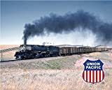 Union Pacific ''Big Boy'' #4004 8'' x 10'' Metal Sign