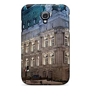 For GTXCjRn5966ypaQL Montreal City Hall Protective Case Cover Skin/galaxy S4 Case Cover