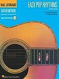 Hal Leonard Guitar Method: Easy Pop Rhythms - 2nd Edition