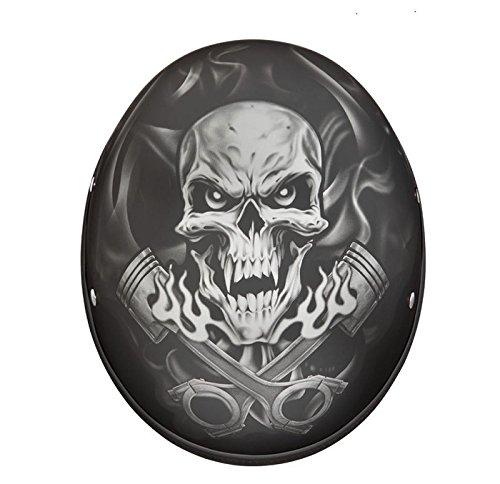 Custom Skull Helmets - 8