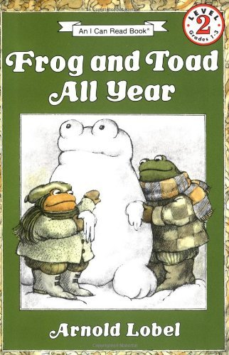 Frog Toad Year Read Stories ebook