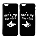 Best Case Friends - iPhone 7 Carton Funny Cute Case Best Friend Review