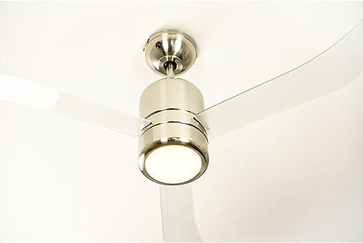 AireRyder Loft ventilador de techo con luz y mando a distancia ...