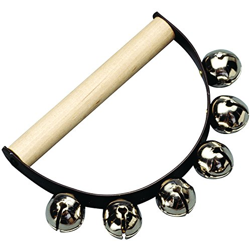 Hohner Handle Sleigh Bell 12-Pack