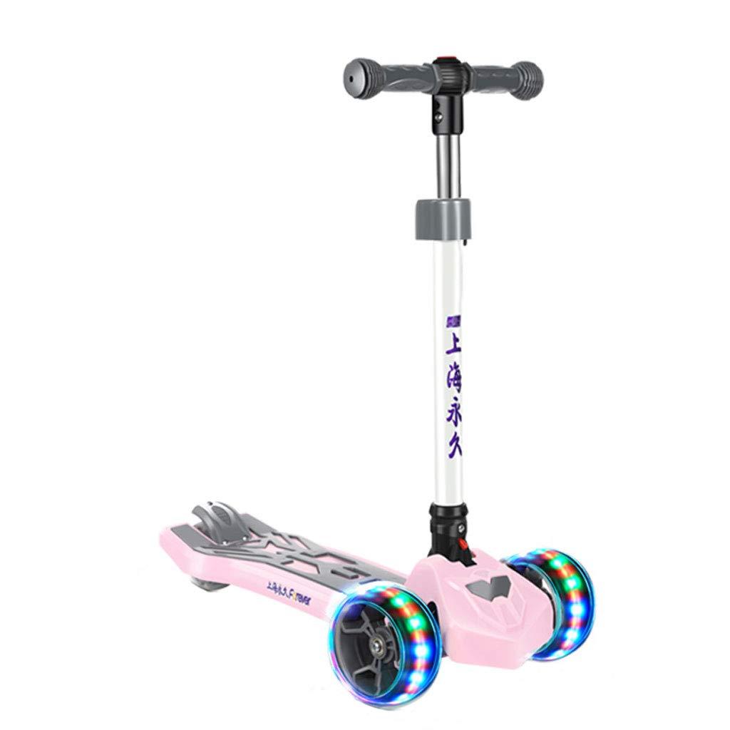 【日本製】 Weiyue スケートボード- Weiyue 子供スクーターヨーヨー車2-3-6-8歳4輪赤ちゃん初心者スクーター (色 : イエロー いえろ゜, サイズ : 60x28x82cm さいず : 60x28x82cm) B07MK156GK 60x28x82cm|Pink Pink 60x28x82cm, ヤマトグン:2a3b3cbf --- a0267596.xsph.ru