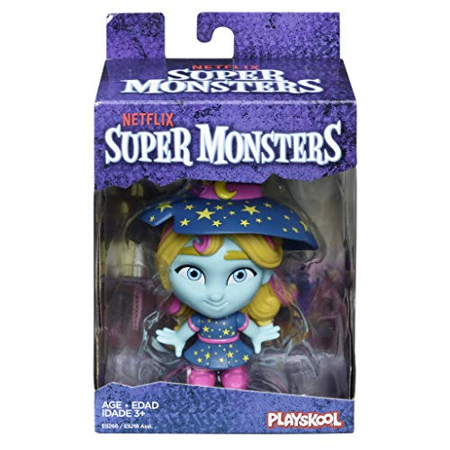 Netflix Super Monsters Katya Spelling Collectible 4-inch Figure Ages 3 and Up JungleDealsBlog.com