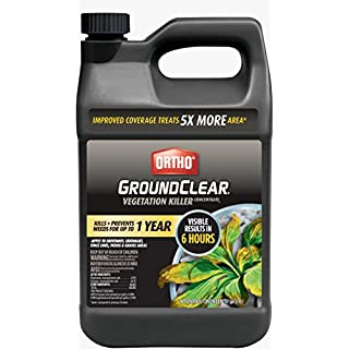 Ortho GroundClear Vegetation Killer Concentrate2, 1 gal.