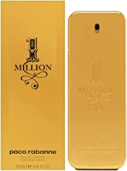 Paco Rabanne 1 Million Pour Homme Edt 200ml