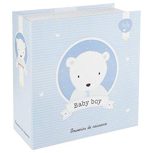Coffret Souvenir Naissance Baby Boy