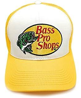 f8ee389b6d1ee Amazon.com  Bass Pro Shops Hat (Black)  Sports   Outdoors