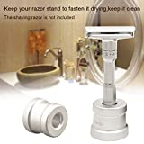 Razor Stand, River Lake Men's Shaving Razor H1