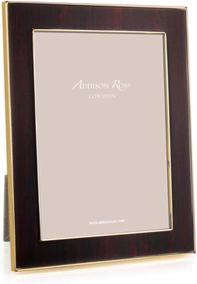 Addison Ross Toscana Midnight Gold Plate Frames 4x6