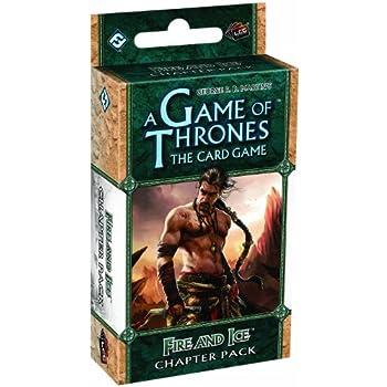 Amazon.com: Un Juego de Tronos LCG: Fuego y Hielo capítulo ...