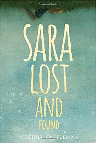 Sara Lost And Found Ebook Rar